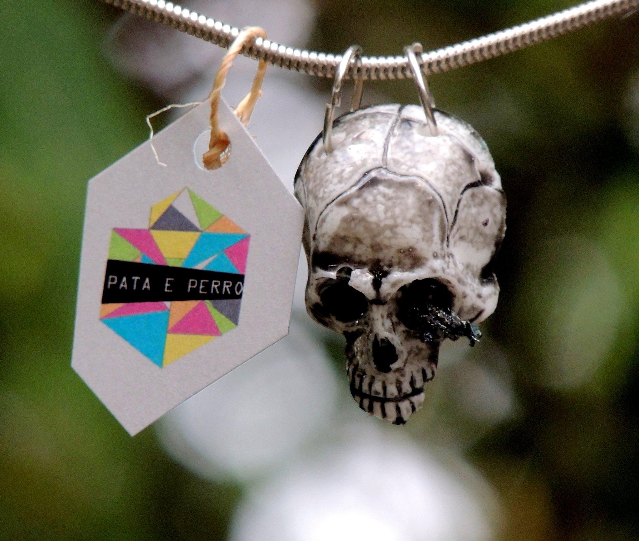 Bijoux de crâne par Pata E Perro (2)